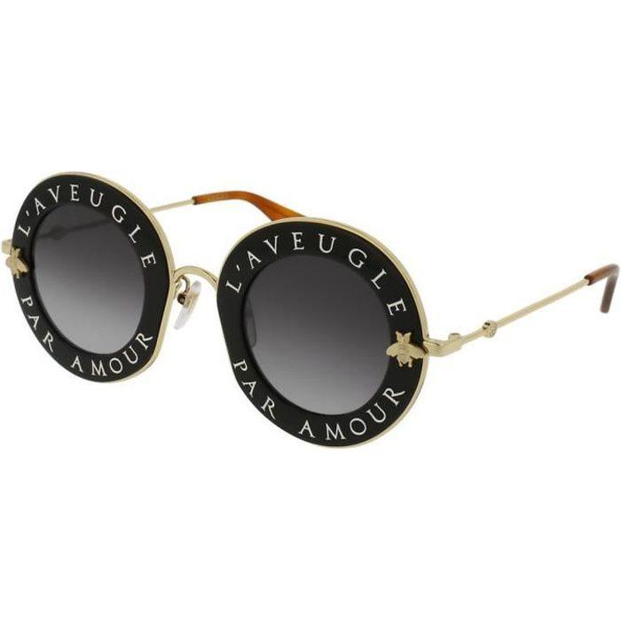 LUNETTES DE SOLEIL Lunettes de soleil Gucci L'aveugle par amour GG011
