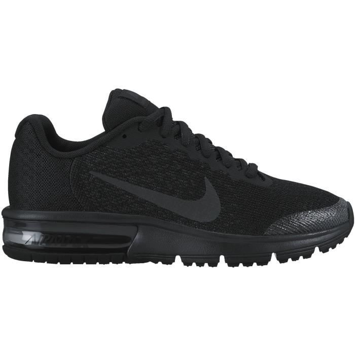 NIKE Baskets Air Max Sequent 2 - Enfant garçon - N