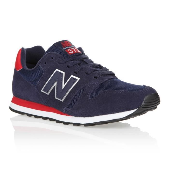basket new balance rouge homme