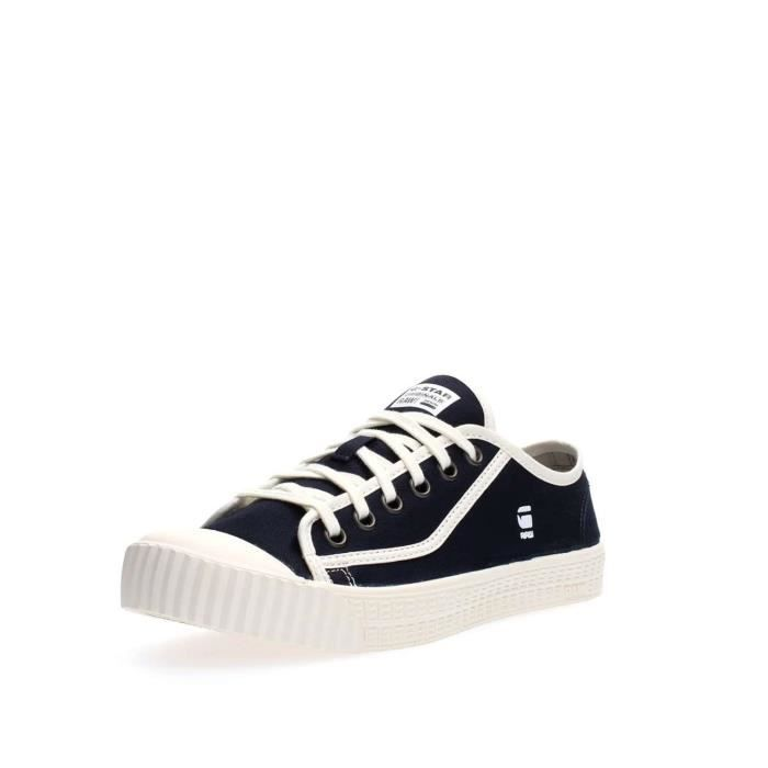 G-STAR SNEAKERS Homme DARK NAVY,