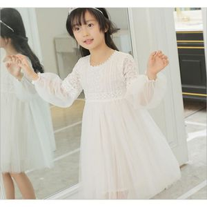 5ca34799c88 ... ROBE Lace Girls Robe à manches longues Puff Pants New K. ‹›