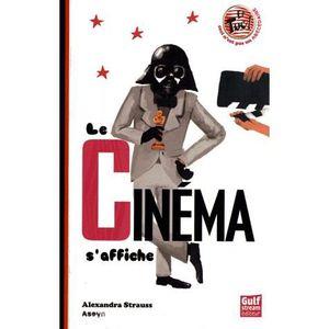 Livre 6-9 ANS Le cinéma s'affiche