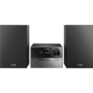 PHILIPS BTM2310 Micro Chaine Bluetooth 15 W - Noir