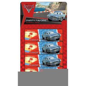 Disney PIXAR CARS Papeterie Set-Ordinateur portable crayon règle sharpener marqueur gomme