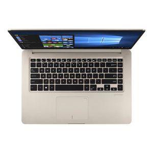 ORDINATEUR PORTABLE ASUS VivoBook S15 S510UA BQ467TB Core i5 7200U Win