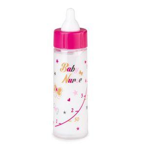 POUPÉE Poupee Baby Nurse 220325 bouteille de lait magique