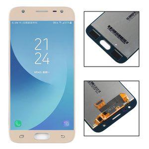 ECRAN DE TÉLÉPHONE Or Ecran LCD Vitre Tactile complet pour Samsung Ga