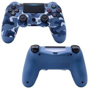 MANETTE JEUX VIDÉO PS4 Manette Bluetooth sans fil PS4 DualShock V2 Ca