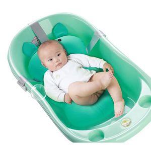 ANTI-DÉRAPANT BAIN Baignoire bébé Pliable Sling Nouveau née sécurité