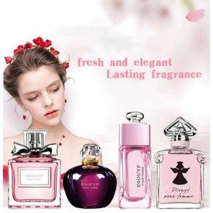 EAU DE PARFUM Lot de 4 Lady Femmes Eau de parfum 100ml Coffret c