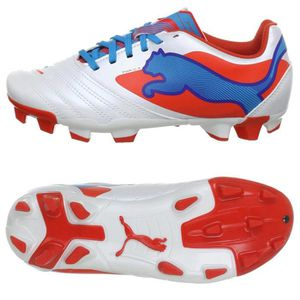 Puma PowerCat 4 FG Jr chaussures de football gazon enfants