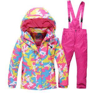 COMBINAISON SKI DE FOND Combinaison de ski enfant, Veste hiver enfant, Man