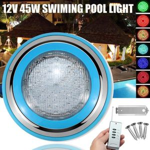 PROJECTEUR - LAMPE NEUFU 12V 45W LED IP68 AMPOULE LAMPE RGB PROJECTEU