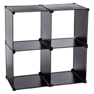 Prix Cube 4 Casiers Étagère Paris MGSzpLUqV