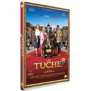 DVD FILM Les Tuche 3 DVD