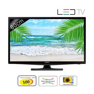 television samsung 80 cm achat vente television samsung 80 cm pas cher cdiscount. Black Bedroom Furniture Sets. Home Design Ideas