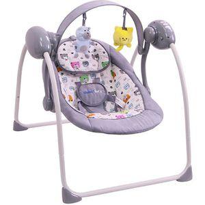 BALANCELLE Balancelle / transat bébé Electrique SPARKY