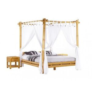 lit baldaquin achat vente lit baldaquin pas cher cdiscount. Black Bedroom Furniture Sets. Home Design Ideas