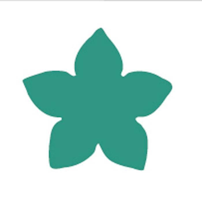 Perforatrice Artemio fleur 1x1cm 1 x 1 cm