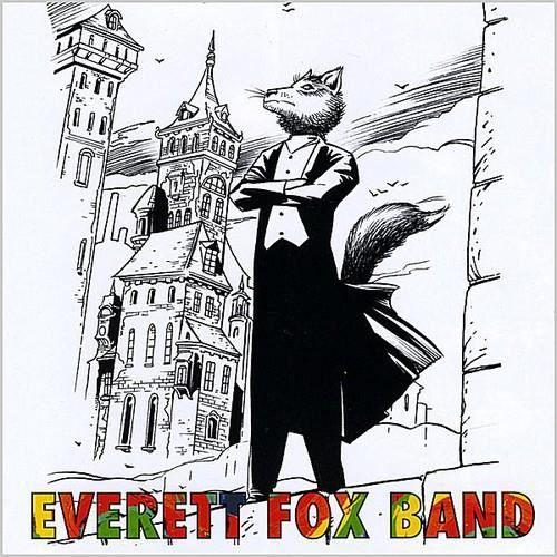 Everett Fox Band - Everett Fox Band