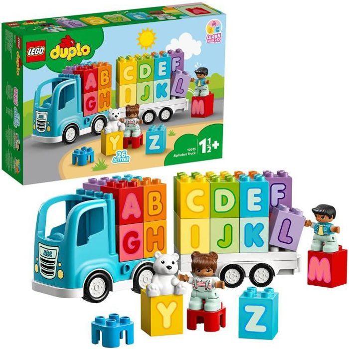 LEGO® DUPLO® 10915 Le camion des lettres