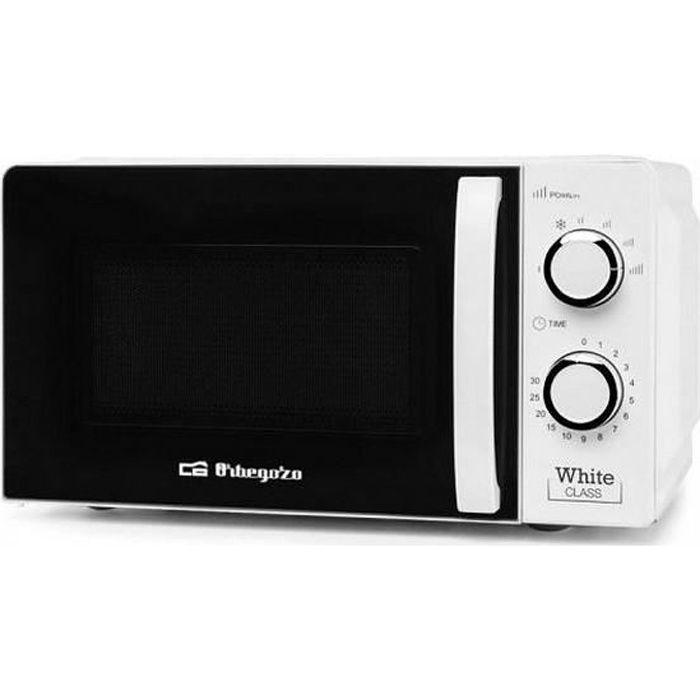 Micro-ondes Orbegozo MI2115 20 L 700W Blanc