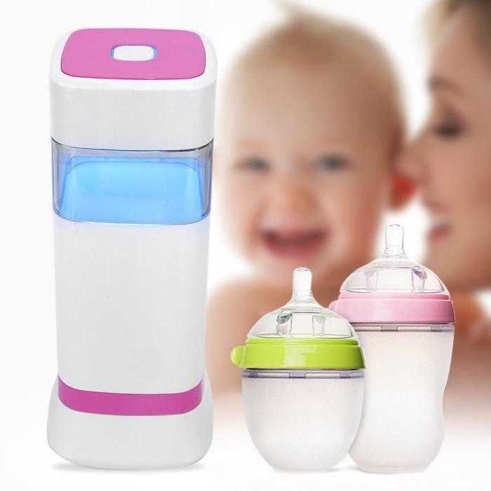 Sterilisateur stril Enfants Stérilisateur biberon portable Machine désinfection des biberons-CHD