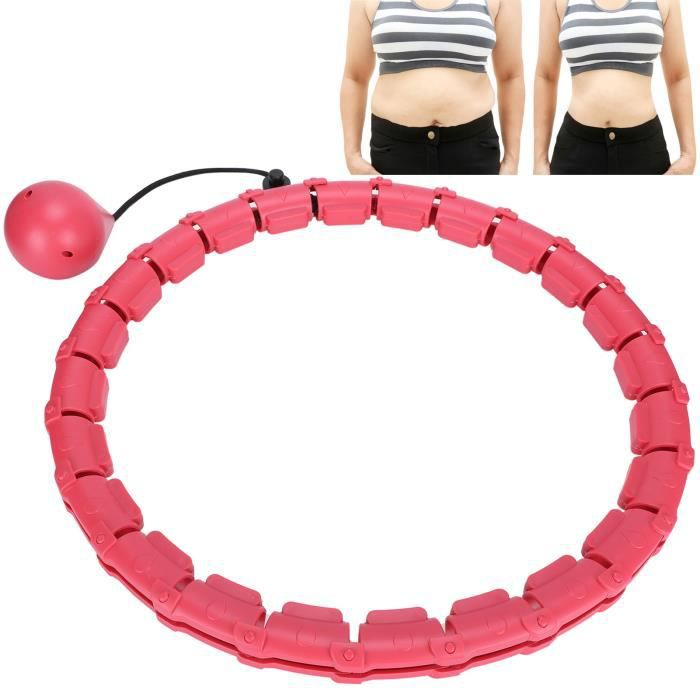 Machine de fitness à domicile taille réglable exercice de perte de poids cerceau abdomen formateur HB013