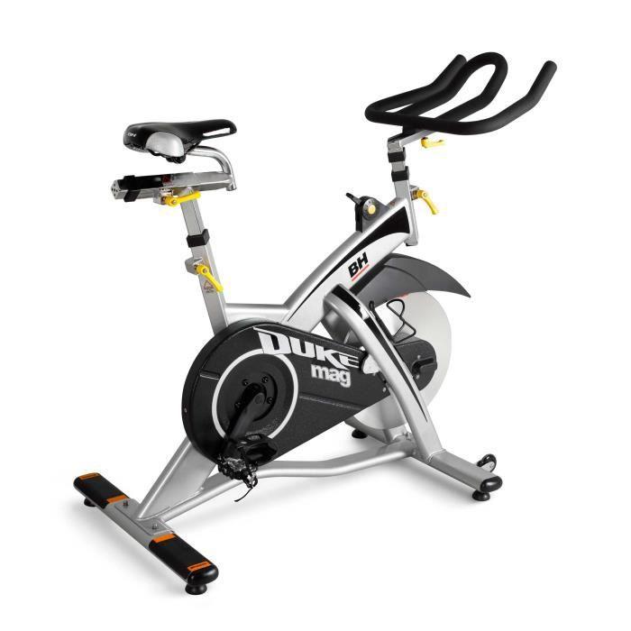 DUKE MAG H923 vélo de biking magnétique avec volant d'inertie 20 Kg