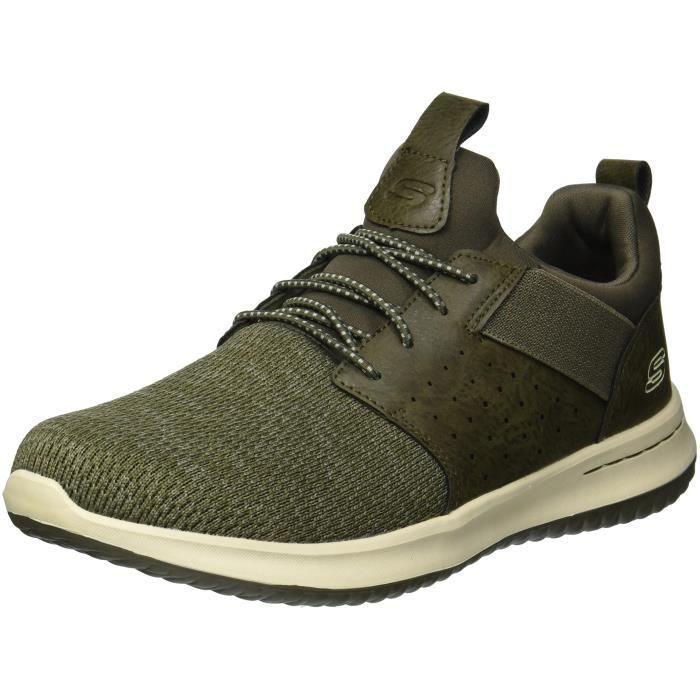 Chaussures De Fitness SKECHERS QUTOU 65474 Baskets homme Taille-48