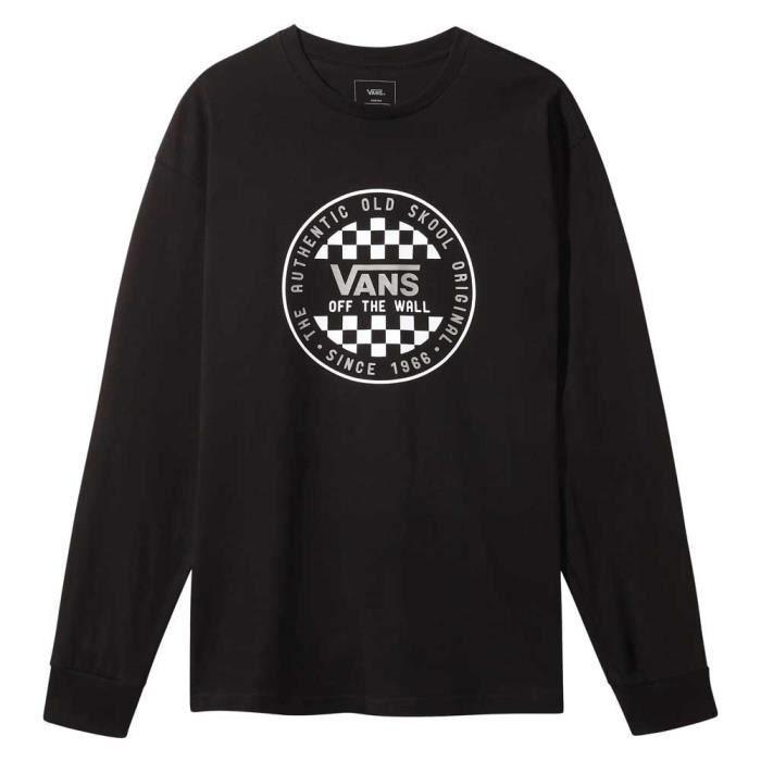 Vêtements Homme T-Shirts Vans Og Checker