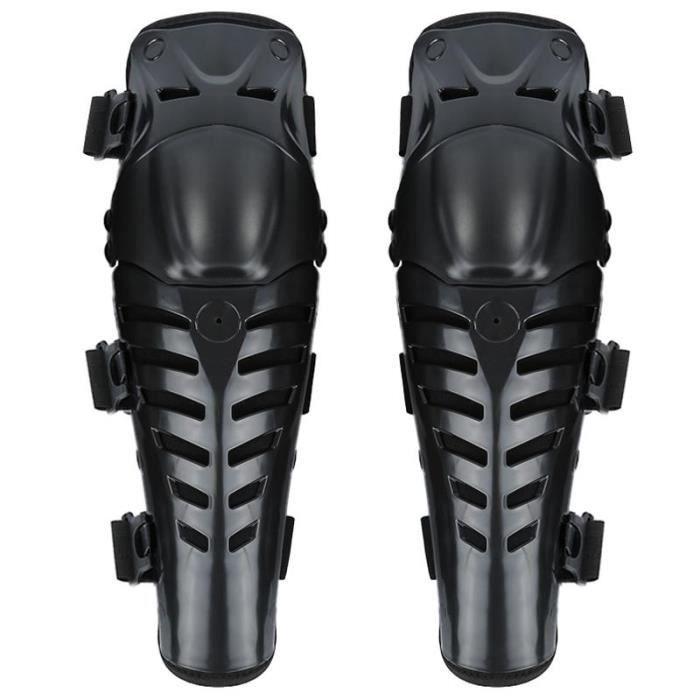 PROTEGE-CHEVILLES - CHEVILLERE,Sport sécurité Protection coude et genouillères Protection genouillère moto genouillère - Type Black