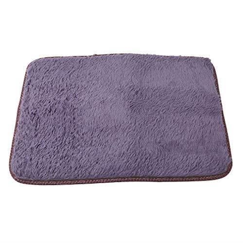 Fluffy Tapis de Sol Tapis Souple Shaggy Blanket Non Slip Living Room Chambre Rug Fluffy Rugs Floor Mat Yoga Carpet 5