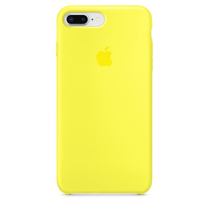 coque iphone 8 silicone douce fine