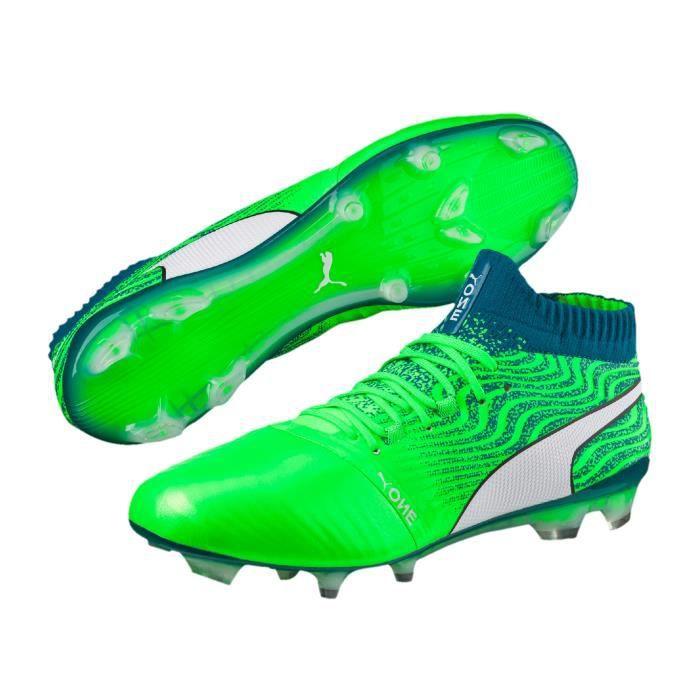 chaussure de football puma fg