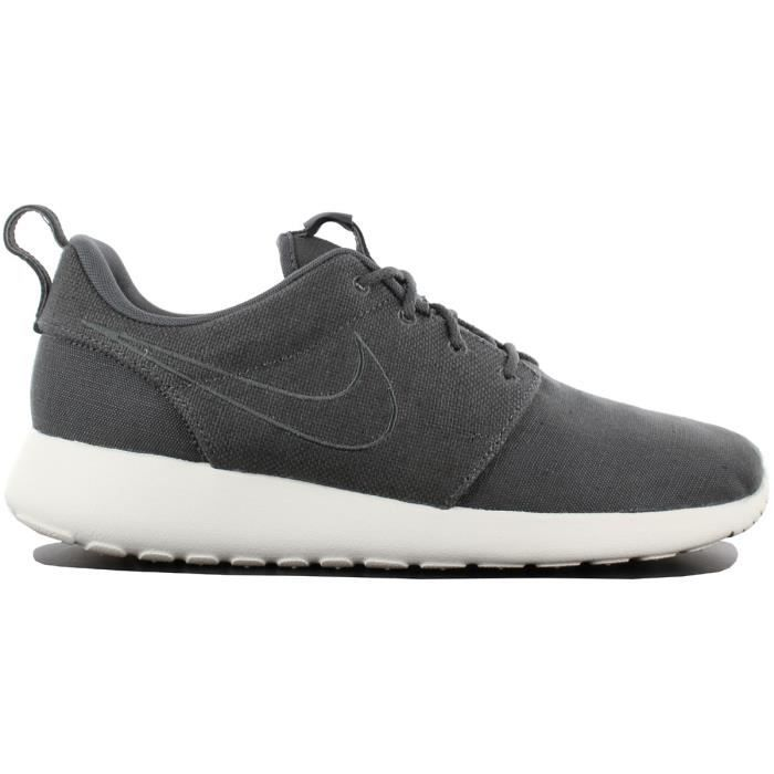 Nike Roshe One Premium 525234 012 Gris Chaussures Homme Sneaker Baskets Pointure: EU 44.5 US 10.5