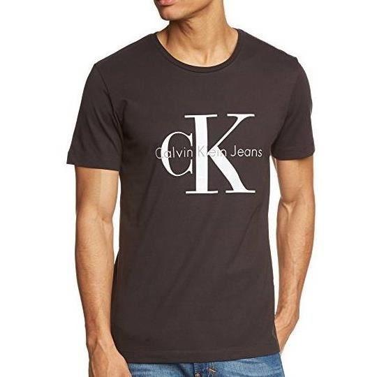 t-shirt homme calvin klein