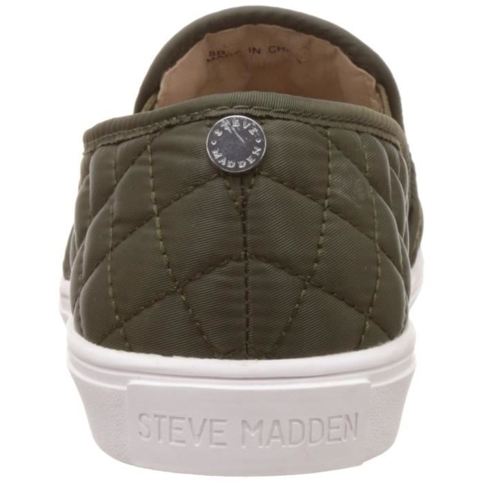 Steve Madden Ecentrcq Slip-On Fashion Sneaker