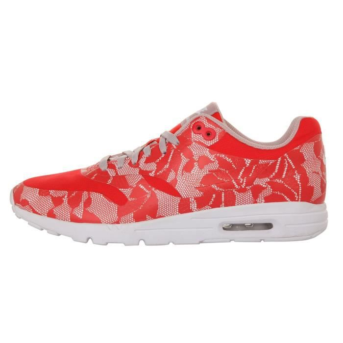 Nike Femmes Sneakers WMNS Air Max 1 Ultra SP Rouge-Champagner-Blanc 789564-661 [40.5]