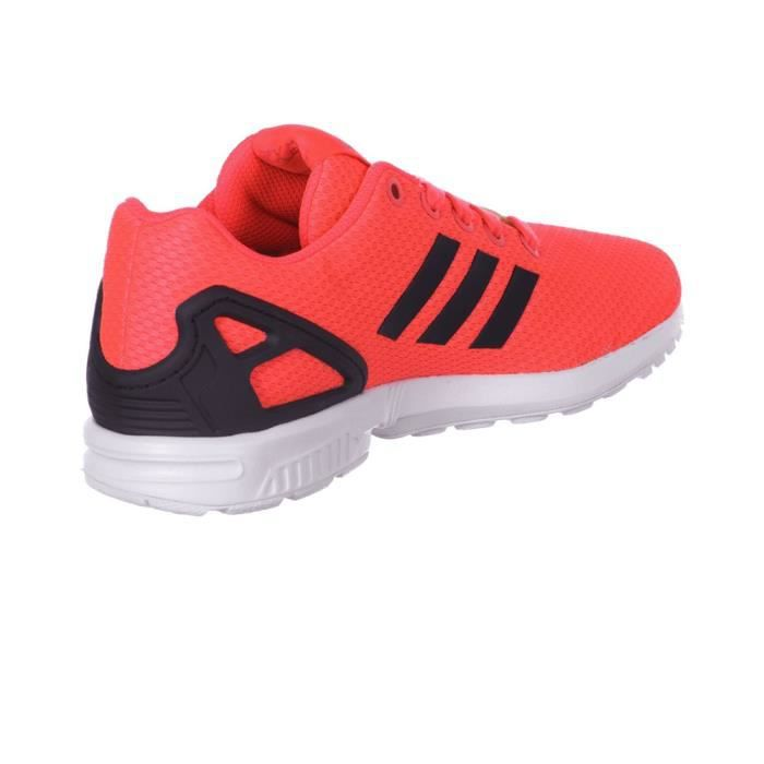 Chaussures Zx Flux Enfant Pink Black - Adidas