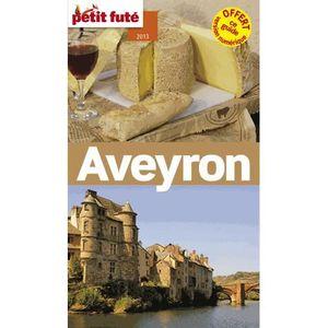 GUIDES DE FRANCE Petit futé Aveyron