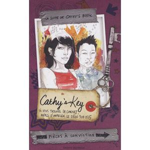 LIVRES ADOLESCENTS Cathy's Key
