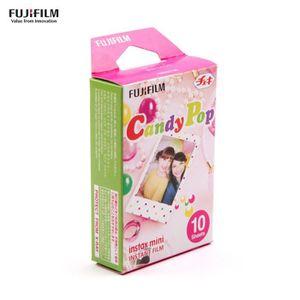 PACK ACCESSOIRES PHOTO Papier photo film instantané Fujifilm Instax Mini