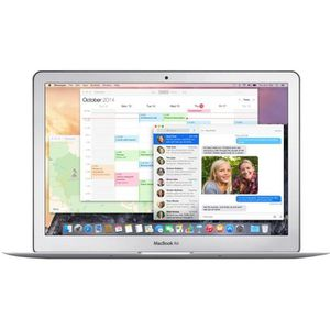 ORDINATEUR PORTABLE Apple MacBook Air Core i5 1.6 GHz OS X 10.12 Sierr