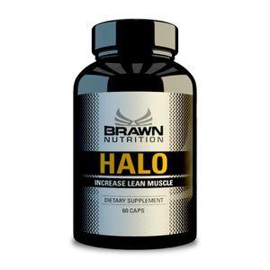 STIMULANT HORMONAUX BRAWN HALO (HALODROL) --- 60 tablets x 25 mg Incre