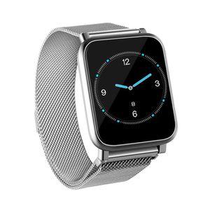Montre connectée sport MONTRE CONNECTEE SPORT argent M8S Smart Watch Mont