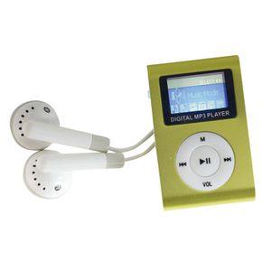 LECTEUR MP3 Lecteur Mp3 4Go