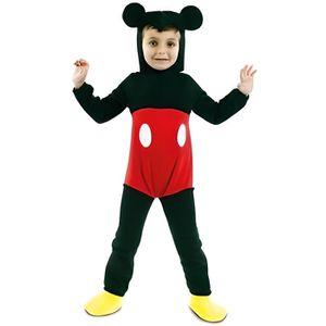 ACCESSOIRE DÉGUISEMENT Deguisement Mickey 3-4 ans enfant (combinaison, co