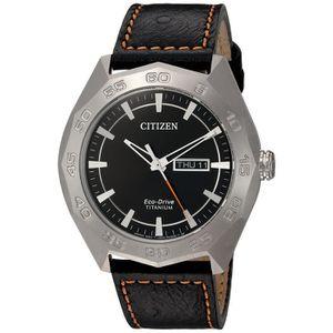 MONTRE Citizen Eco-drive Super Titanium Watch RN8CU