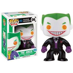 FIGURINE - PERSONNAGE Figurine Funko Pop! DC Super Heroes : The Joker